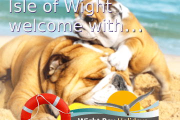 Self Catering Dogs Welcome And Allowed UK Isle of Wight